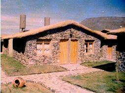 Rumillacta (Stone Village) our hotel - image: AV
