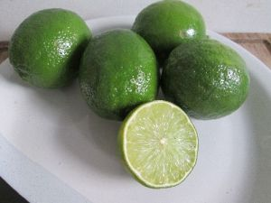These are Brazilian lemons, they are NOT limes